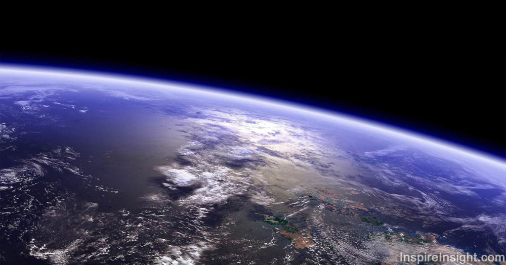 Earth from Space - Colorful Images from International Space Station, ISS and Weather Satellite - World View Documentary - InspireInsight.com