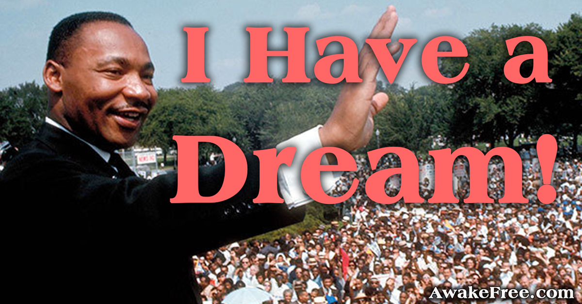 Martin Luther King Jr MLK Quotes I Have a Dream