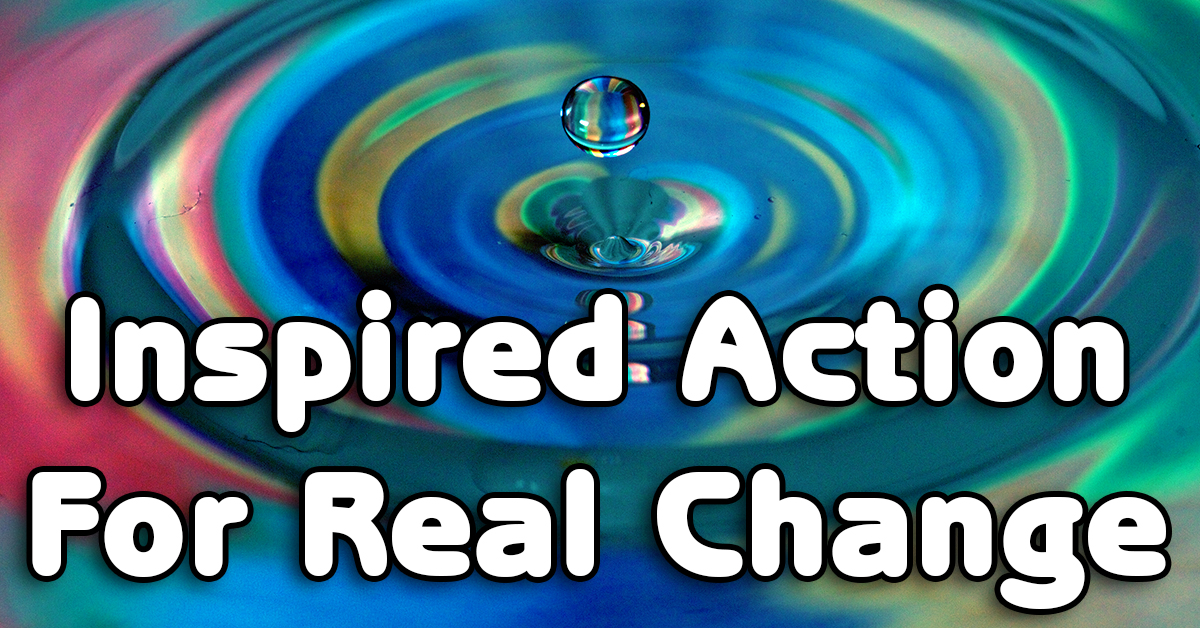 New Year Resolutions Inspired Action Real Change