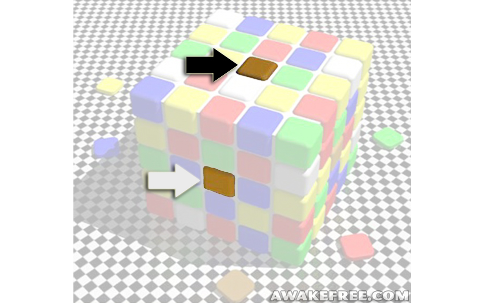Color Cube Overlay