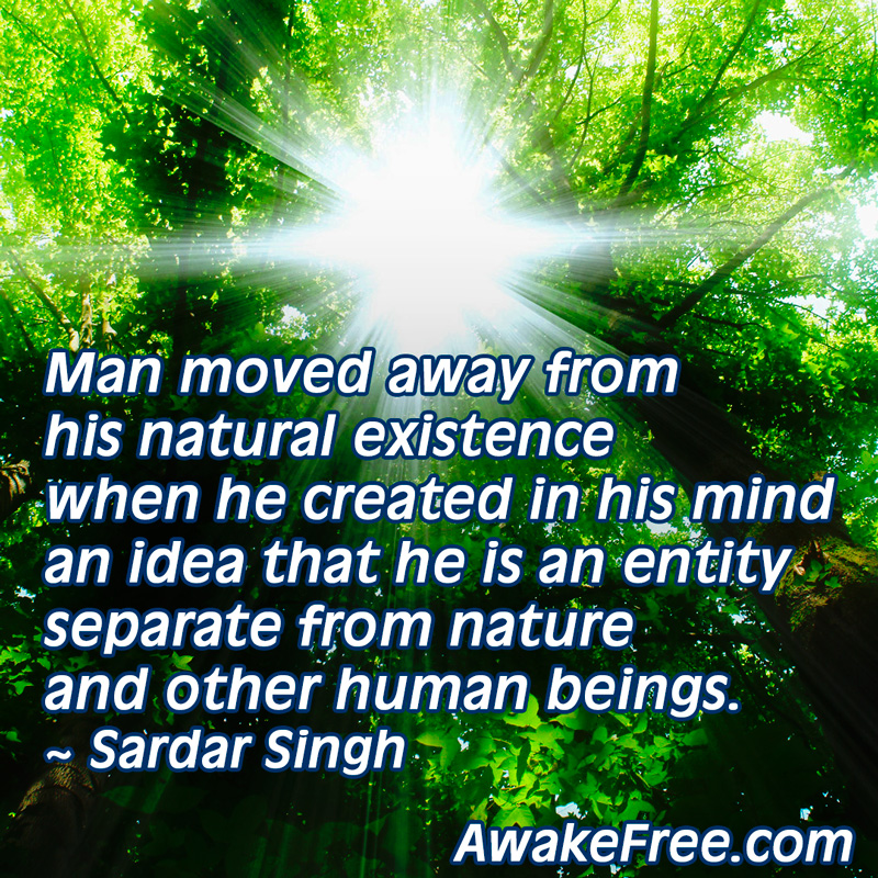 Natural Existence
